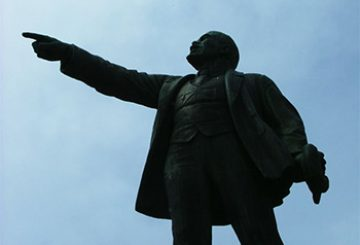 Letter from Siberia, where Lenin and Putin are everywhere