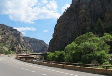 Driving America's big roads