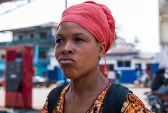 Follow Friday: @ClairMacD, our woman in Monrovia