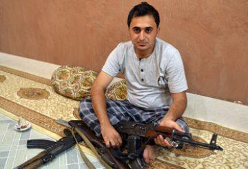In Kurdistan, IS threat, ethnic tensions spark vigilantism