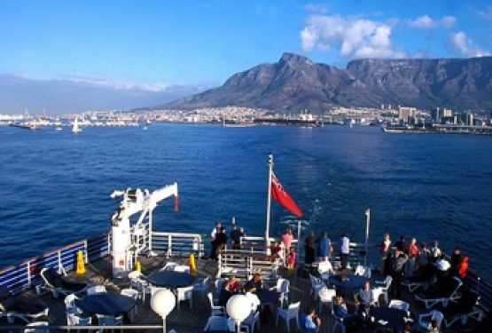 A voyage of nostalgia from Saint Helena to Cape Town