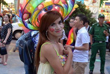 LGBT rainbows emerge in communist nation of Vietnam