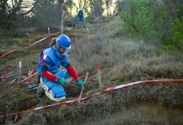 Bosnia and Herzegovina may never be clear of landmines
