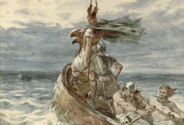 'Saga Land' brings Iceland's historic stories to life